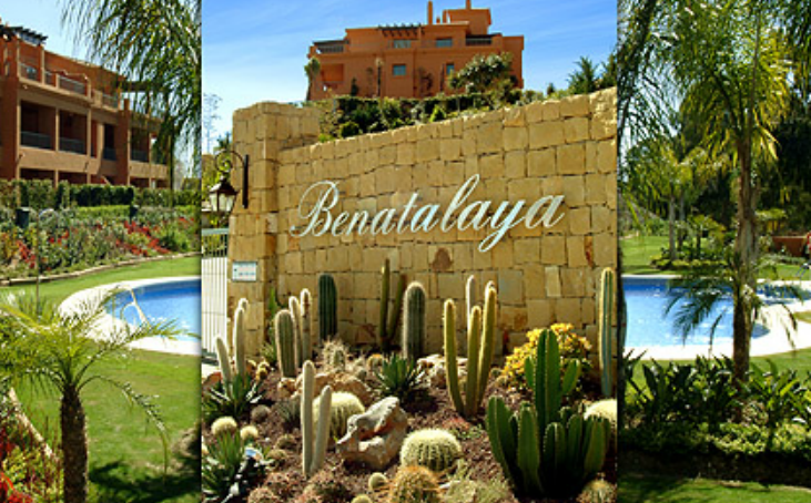 Benatalaya Spanish property for sale