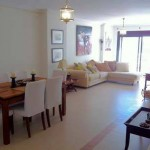La Maestranza Apartment large living area