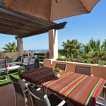 Mansion Club Marbella for sale terrace area