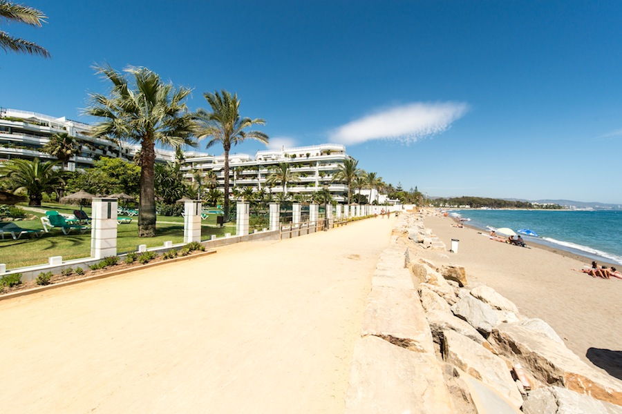 Playa Esmeralda Golden Mile, Marbella – SOLD