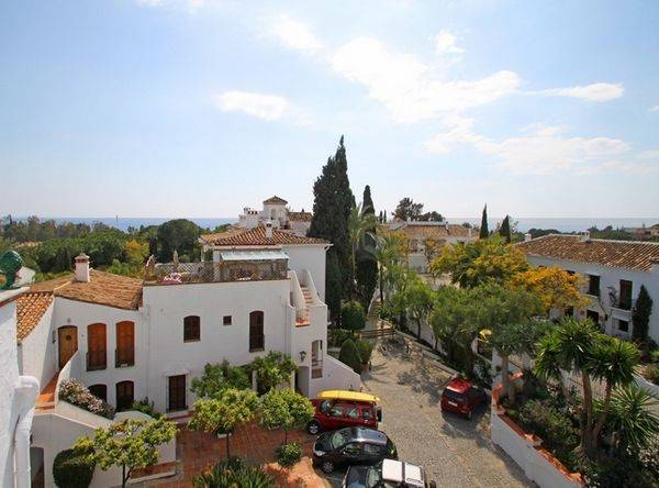 Señorio de Marbella, Golden Mile Penthouse – SOLD